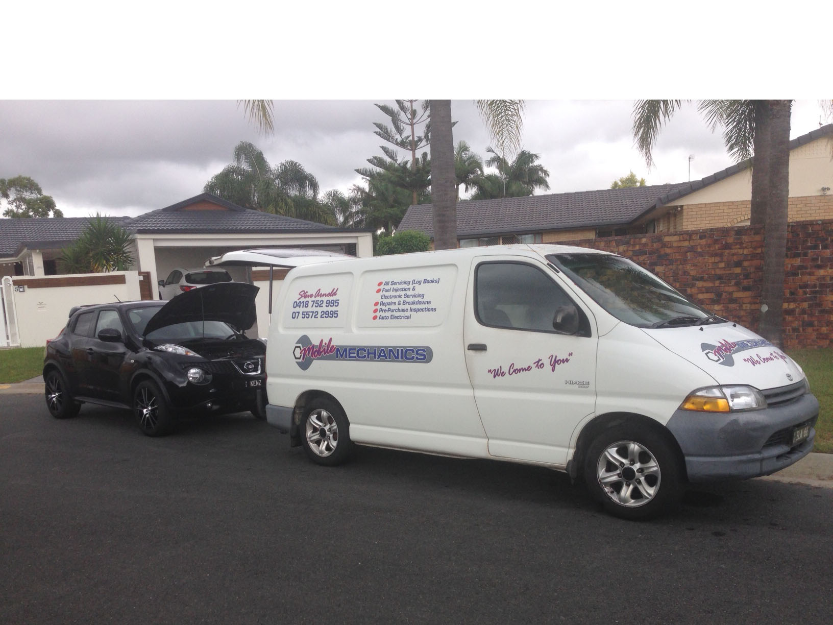 Mobile Mechanics Gold Coast